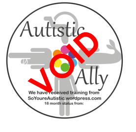 VOID received training from SYA autistic ally badge.png